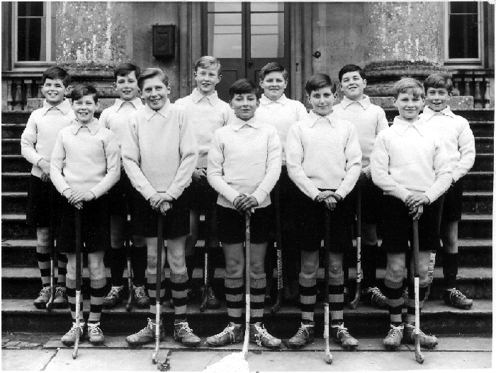 1st Eleven Hockey Team - 1961