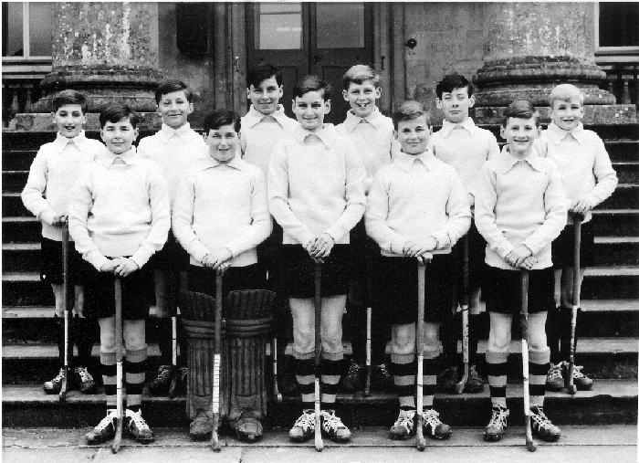 1st Eleven Hockey Team - 1960